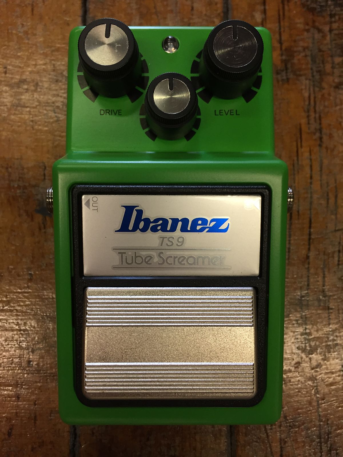 Ibanez TS9 Tube Screamer 2017