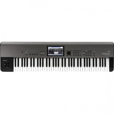 Korg KROME EX 73 Key Synthesizer Music Workstation