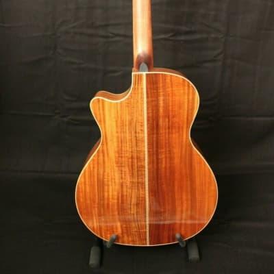SIGMA Gitarre / GUITARS GK2CE+ in Koa +Fishman Flex Plus Grand-FORM NEU/NEW for sale