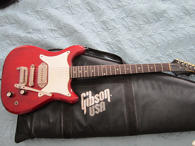 Epiphone Coronet 1964 Cherry Red - SALE - 20% off!
