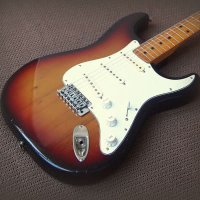 Heerby Excel 1000 Japan Stratocaster late 70's 3-Tone Sunburst for sale