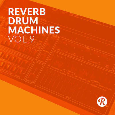 Reverb LinnDrum Sample Pack