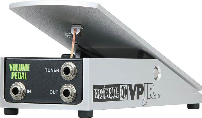 Ernie Ball 6180 VP JR 250K Volume Pedal For Passive Electronics