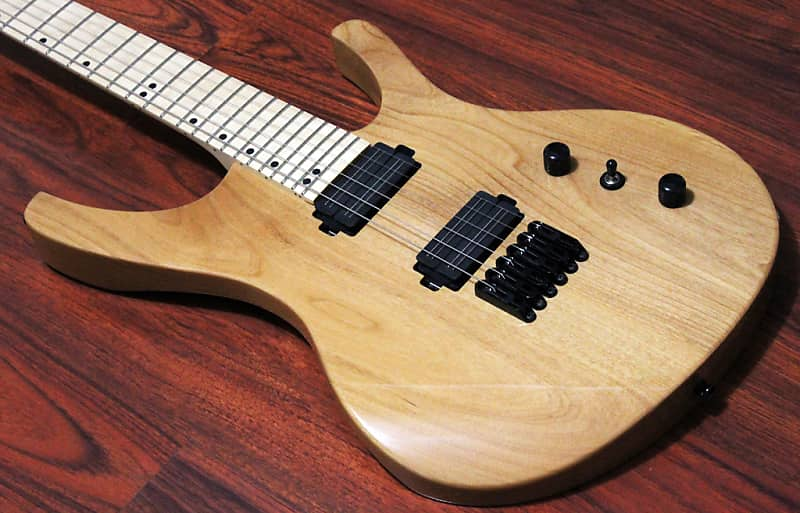 halo custom guitars octavia 6 string electric wide neck bare reverb. Black Bedroom Furniture Sets. Home Design Ideas