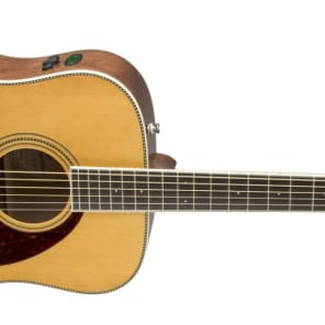Fender PM-1 Standard Dreadnought Electro Acoustic, Natural, Rosewood for sale
