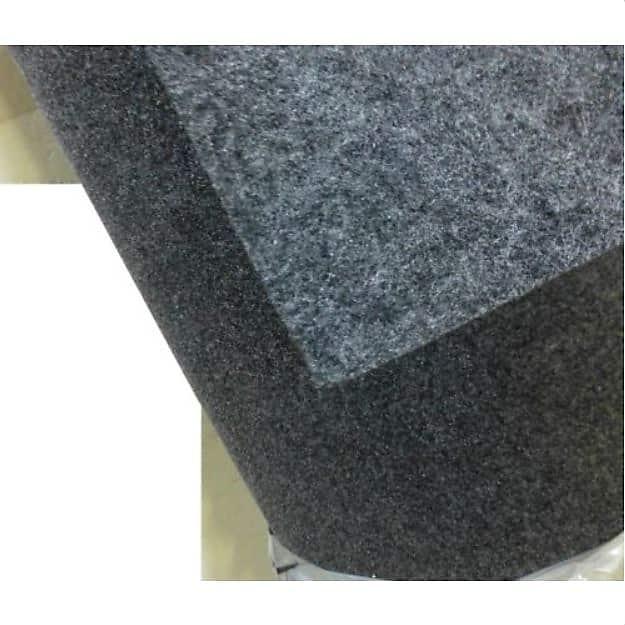 x 150 FT Grey Speaker Cabinet Carpet