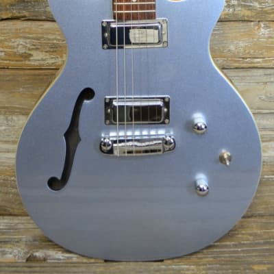 Daisy Rock Stardust Retro-H, Ice Blue Metallic for sale