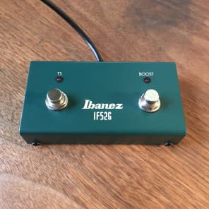 Ibanez IFS2G 2 Button Footswitch