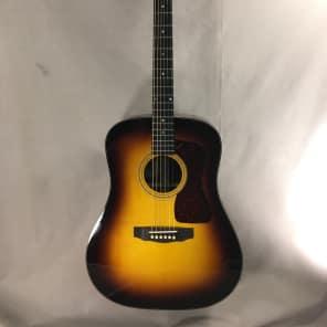 Guild USA D-50 2010s Dreadnought Acoustic Guitar