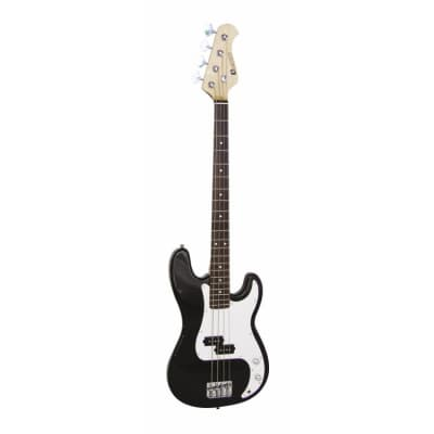 Dimavery PB-302 electronic bass black for sale