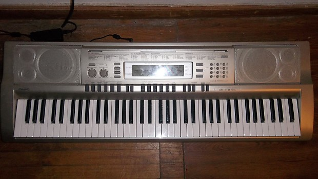 casio wk 200 76 key digital midi keyboard reverb. Black Bedroom Furniture Sets. Home Design Ideas