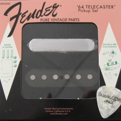 Fender Pure Vintage 64 Telecaster Pickups Set 0992234000