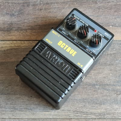 Arion MOC-1 (Boss OC-2 Style) Octave Vintage Effects Pedal for sale