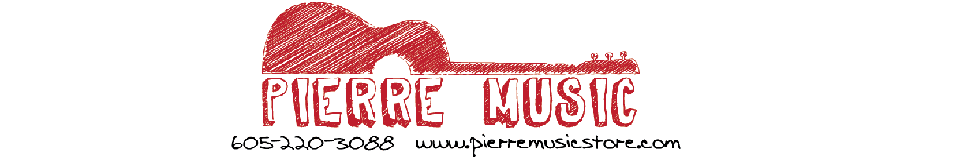 Pierre Music Store