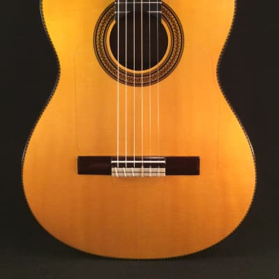 Lester Devoe Flamenco Negra Guitar 2012 for sale