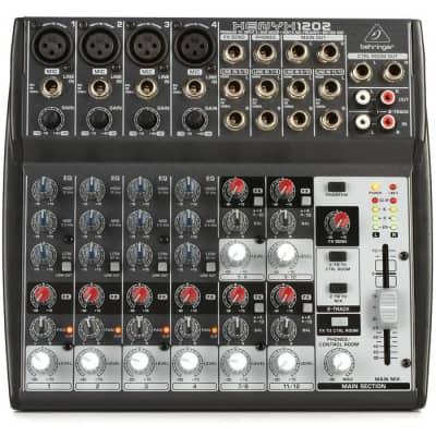 Behringer Xenyx 1202 12-Input Mixer