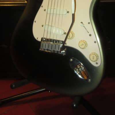 1989 Fender Strat Plus Silverburst Finish with original case for sale