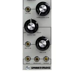 Pittsburgh Modular Crush Analog Waveform Decimator Module