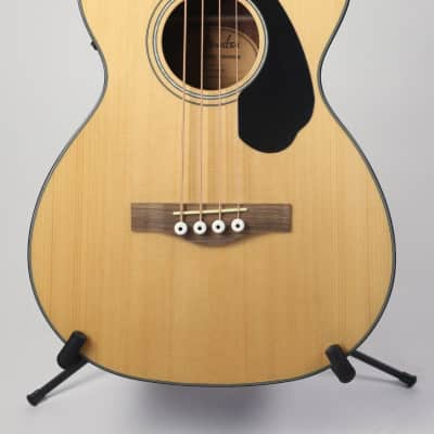Fender CB-60SCE Acoustic Bass Natural for sale