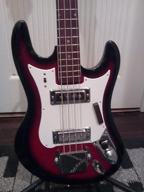 1960 39 s mayfair bass guitar made in japan fender reverb. Black Bedroom Furniture Sets. Home Design Ideas