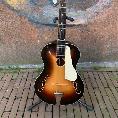Famos Jazz Sunburst  Sunburst for sale