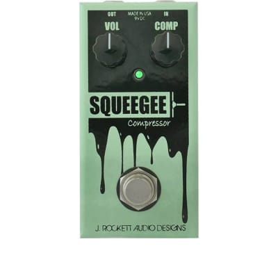 J. ROCKETT AUDIO DESIGNS SQUEEGEE COMPRESSOR for sale