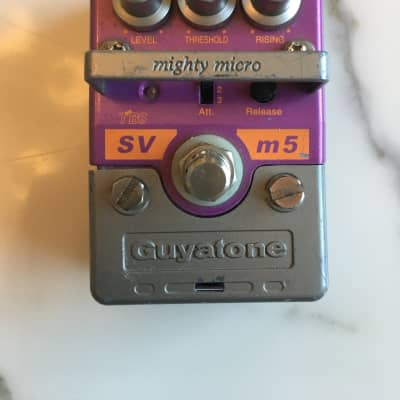 Guyatone SVm5 Mighty Micro Slow Volume Swell Rare Guitar Effect Pedal MIJ Japan for sale