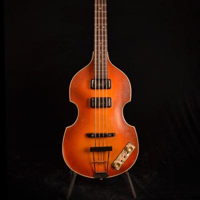 Hofner 500/1 Relic 61 Violin Bass 2019 Sunburst