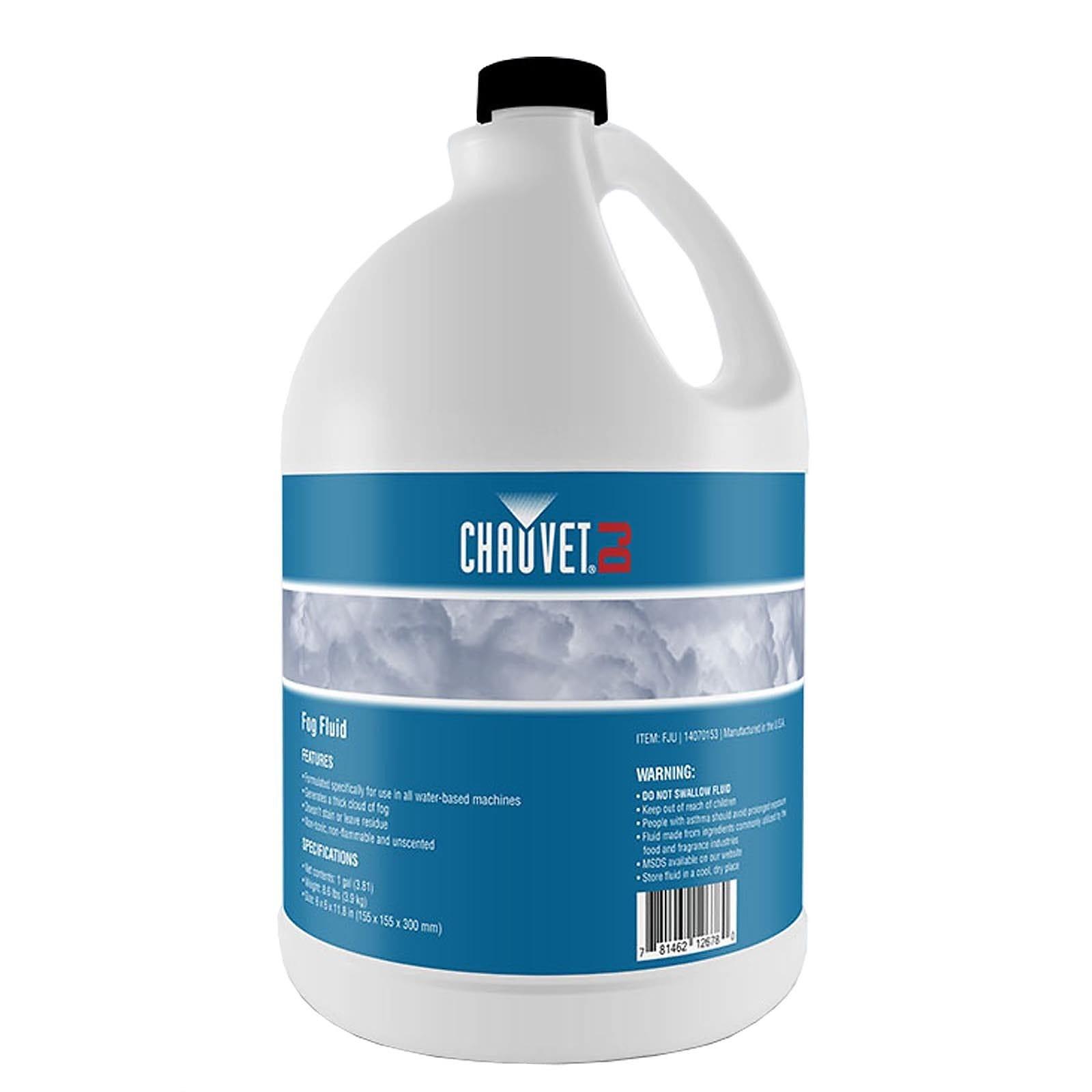 Chauvet High Performance Fog Fluid (FJU) - 1 Gallon