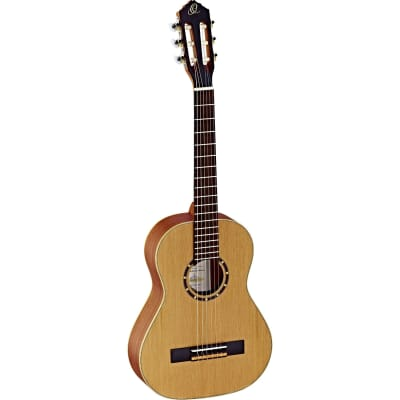 Ortega Family Series R122-1/2 natural, with gig bag for sale