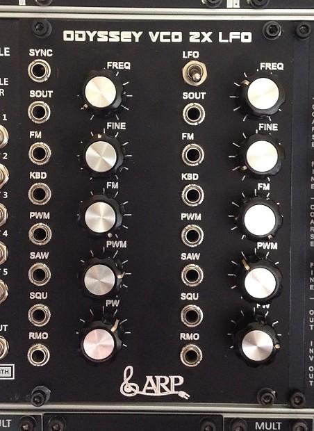 DIY Arp Odyssey Dual VCO for Eurorack | Daniel's Gear Bazaar
