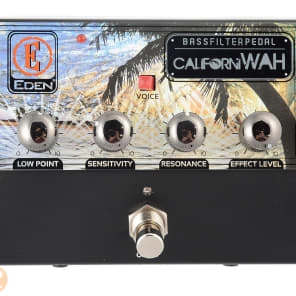 Eden Californiwah Bass Filter