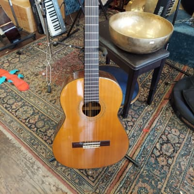 Conn  C-200 Classical Rosewood/Spruce Guitar w/ Case for sale