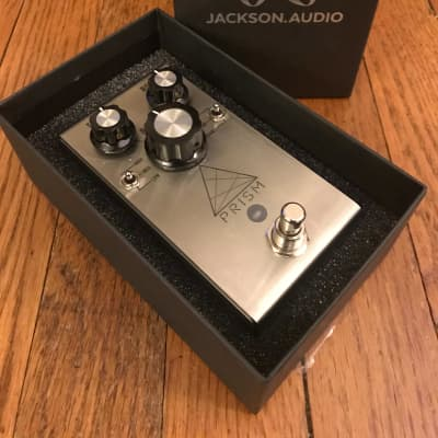 Jackson Audio Prism - Preamp Boost Overdrive (Stainless Steel)