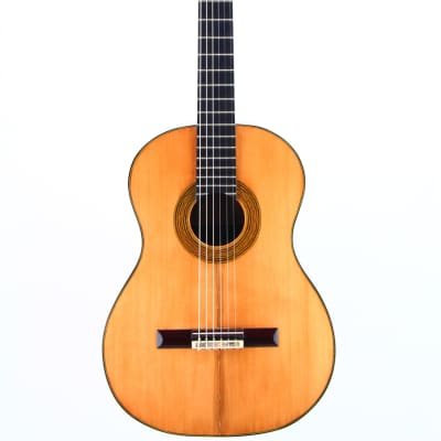 Miguel Simplicio Sobrinos de Francisco Simplicio 1969 - fantastic and rare classical guitar - video! for sale