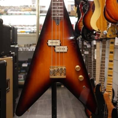 O'Hagan Bass Fly Sunburst for sale