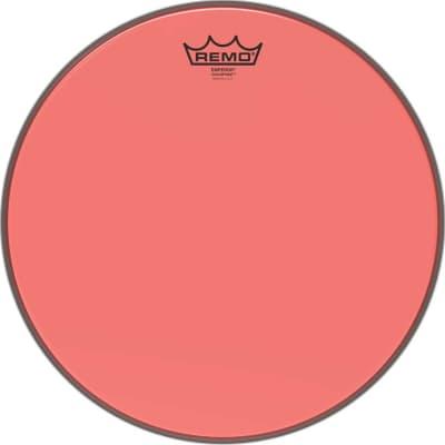 """Emperor Colortone batter drumhead, red, 14"""""""