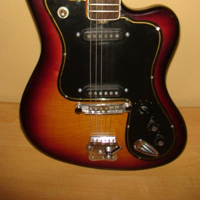 Musima De Luxe 25 Electric Guitar GDR Vintage and Rare 1973 for sale