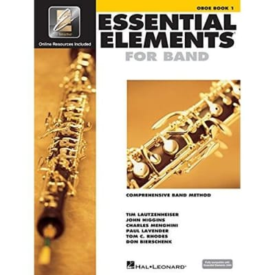 Essential Elements for Band - Oboe | Book 1 (w/ EEi)