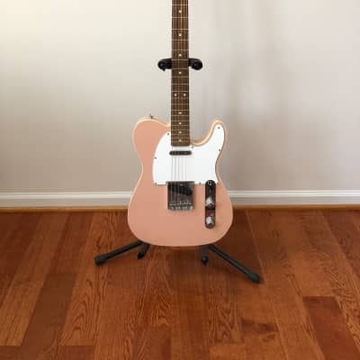 Fender Custom Shop '60 Reissue Telecaster Closet Classic 2013 Shell Pink for sale