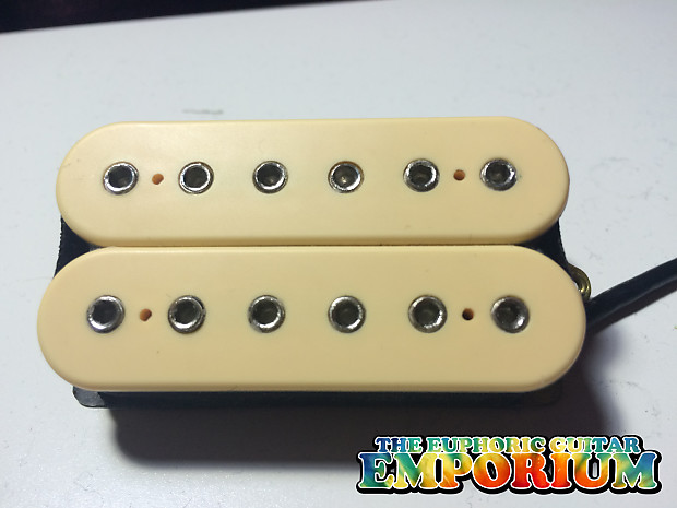 DiMarzio DP100 Super Distortion 1990\'s Creme (Bridge | Reverb