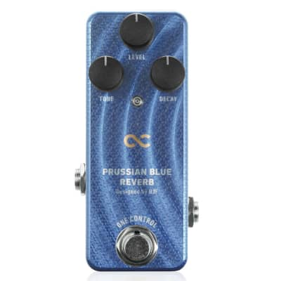 One Control BJF Prussian Blue Reverb for sale