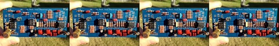 Rock Your Repaired Amp