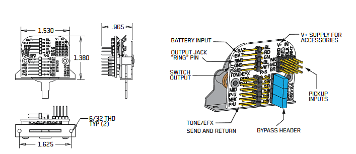 Emg Wiring Diagram 3 Way Switch Solderless from images.reverb.com