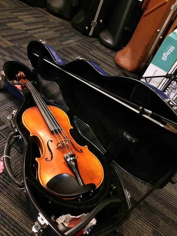 Franz sandner violin   reverb.