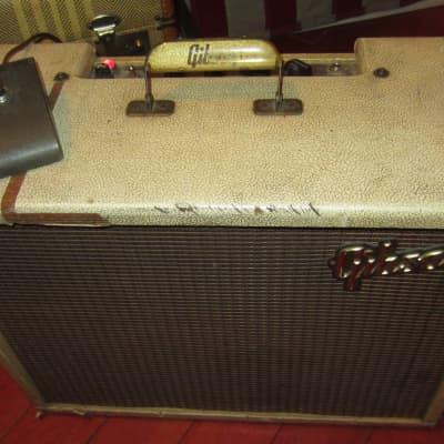 Vintage 1961 Gibson GA-8 T Discoverer Tremolo Tube Combo Amp for sale