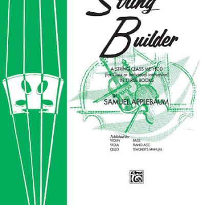 String Builder - Viola, Book 1
