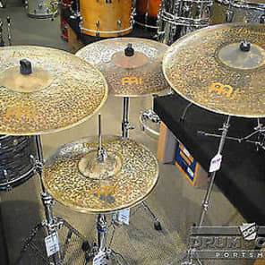 Meinl Byzance Extra Dry Box Set with a Free 20 Crash-DCP Exclusive!