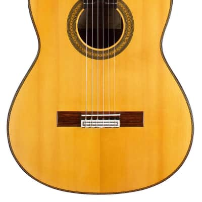Teodoro Perez Concierto 2005 Classical Guitar Spruce/African Rosewood for sale