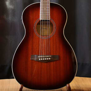 Ibanez PN12EVMS Pn Acoustic-Electric Guitar
